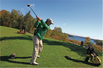 Smugglers Glenn Golf Course