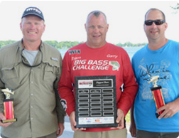 Big Bass Challenge Winners