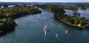 1000 Islands by Water