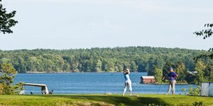 Golf Enthusiasts are not Forgotten in the 1000 Islands