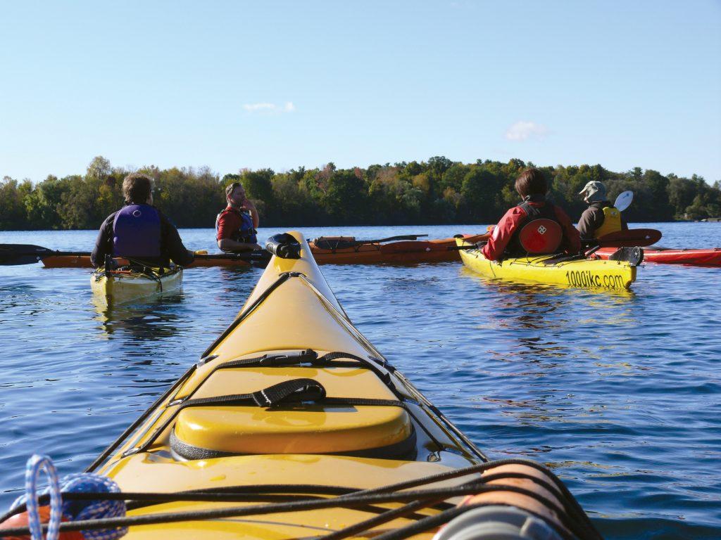 1000 Islands Kayaking