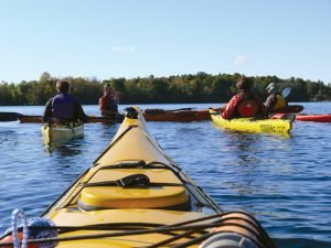Taking to the Water with 1000 Islands Kayaking