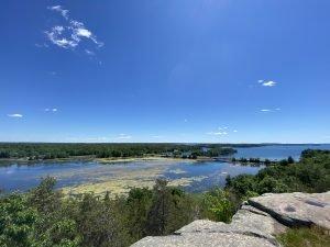 1000 Islands Hiking Guide